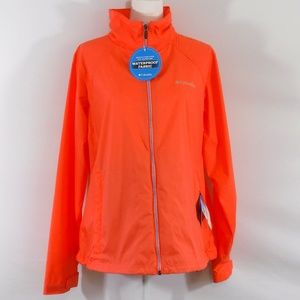 Columbia Switchback II Jacket Womens XL Waterproof